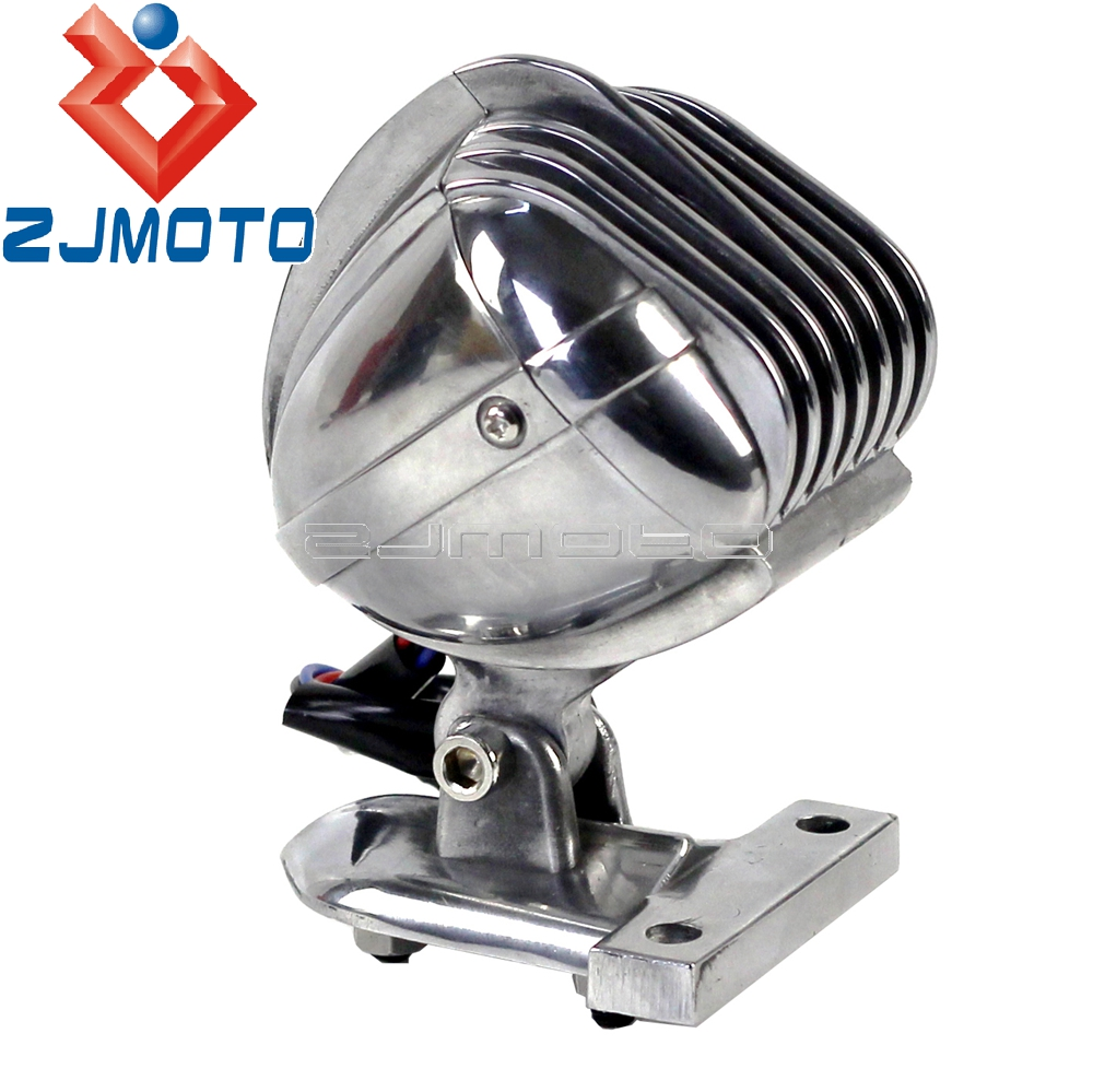 Motorcycle Microphone Tail Light For Harley Sportster Softail Cruiser Cafe Racer Scrambler Custom LED Taillight Stop Rear LampMotorcycle Microphone Tail Light For Harley Sportster Softail Cruiser Cafe Racer Scrambler Custom LED Taillight Stop Rear Lamp