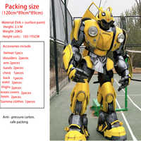 Bumblebee Wearable costume Armor Transformers Cosplay Wearable Armor for Optimus Prime and Megatron