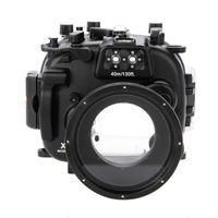 Для Fujifilm Fuji X T1 XT1 + 18 55 PP239 Meikon Водонепроницаемый подводный Dive Камера Корпус случае