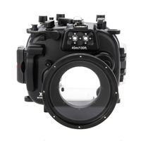 for Fujifilm Fuji X T1 XT1 + 18 55 PP239 Meikon Waterproof Underwater Diving Dive Camera Housing Case