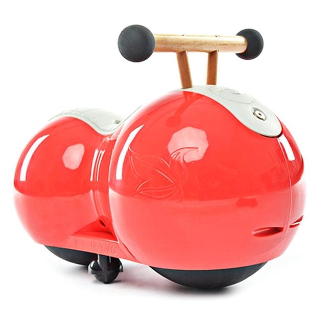 YIHANG Children Ride On Car Toys Peanut Gourd Design Baby Infant Twisting Car Drift Walker for kids to Ride on Cars for children
