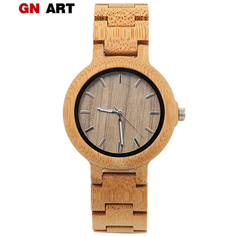 ART13 Wooden Watch Women Wood Watch Brac