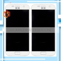Guaranteed 100 1pcs HH LCD Display Touch Digitizer With Frame For Samsung Galaxy S7 G9300 G9308