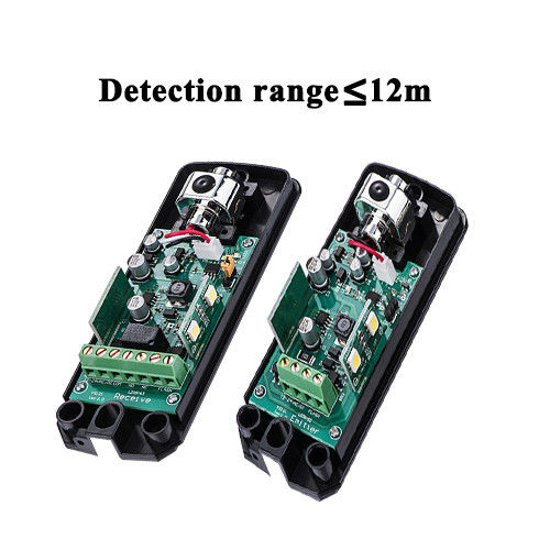 122 model battery power only automated gate safe Infrared sensor/swing /sliding/garage gate and door safety infrared photocells