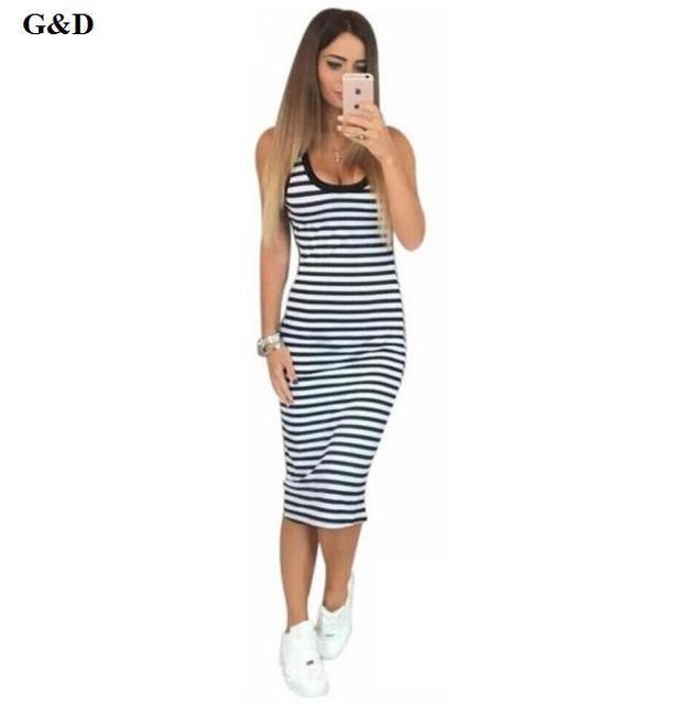 Plus Größe Frauen Lange Kleid Sommer Stil Sexy Damen Strand Weste ...