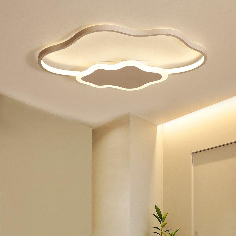Ceiling Lights LED Lamp for kIds bedroom Living room lustre de plafond moderne Cartoon Cloud LED Ceiling lamp for children Baby цена