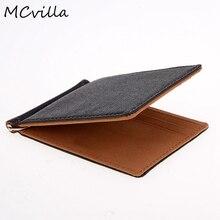 New Black Men Wallet Short Skin Wallets Purses Leather font b Money b font font b