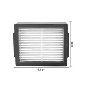 Image 2 - 12cps washable HEPA Filter Accessories for iRobot Roomba I Series E Series i7 i7+ E5 E6 Vacuum Cleaner household alternative