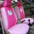2016 Hello Kitty Подушки Сиденья Автомобиля Включает Четыре Сезона Вообще Сидения Мультфильм Стиль Все Окружены Аксессуары Для Интерьера