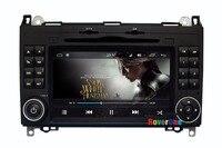 For Mercedes B170 B180 B200 Viano Vito Autoradio DVD Automotivo Car Radio with Bluetooth Navigation PhoneLink Backup Camera