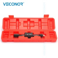 Veconor Diesel Injector Removal Puller M8 M12 M14 Adaptor For BOSCH DELPHI Injector