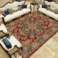 India Persian Soft Area Rug Living Room Bedroom Kitchen Corridor Floor Carpet Home Decoration Study Dinning Rug Coffee Table Kid