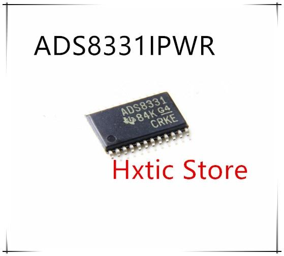 NEW 5PCS LOT ADS8331IPWR ADS8331IPW ADS8331 TSSOP 24 IC