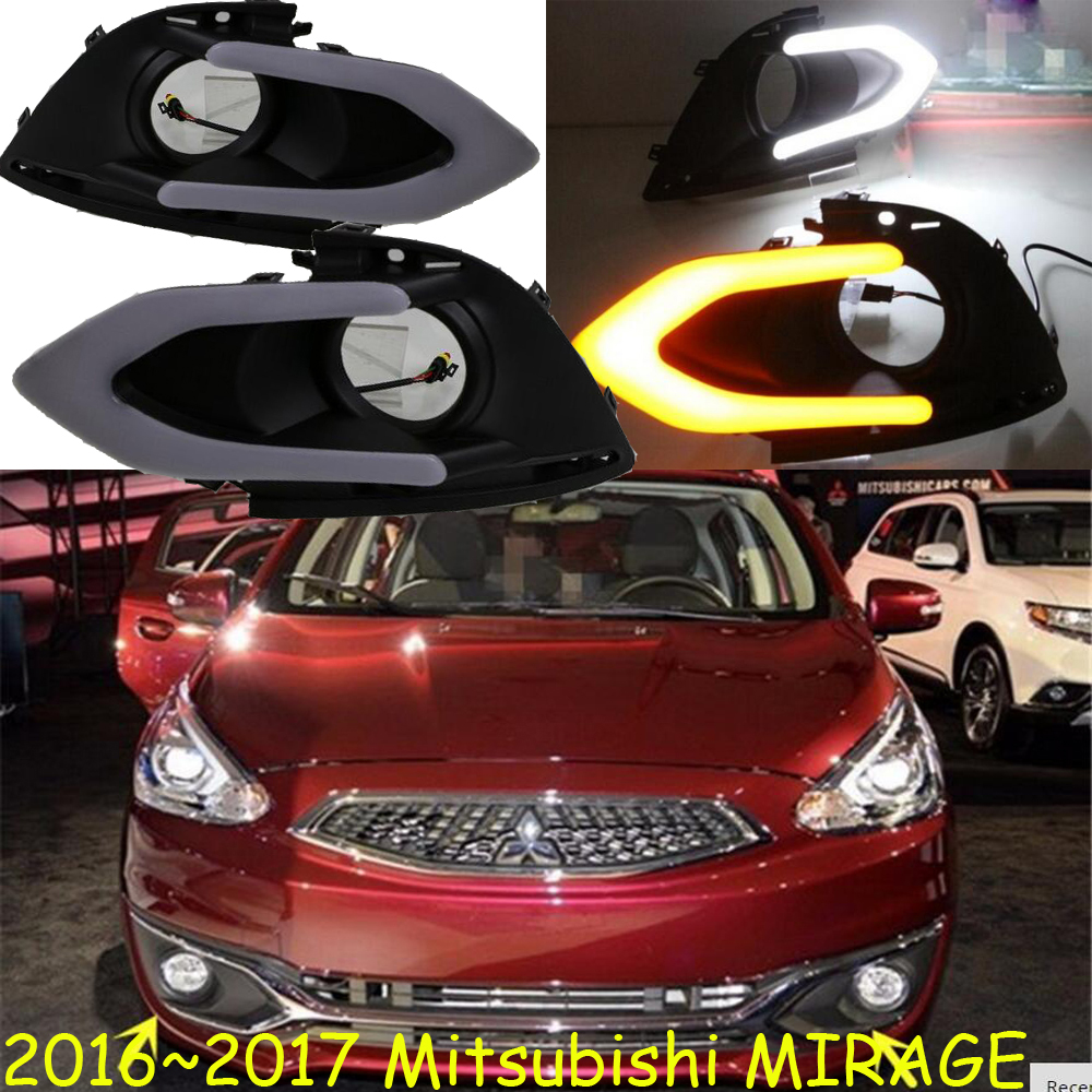 LED,2015~2018 Mitsubishe MIRAGE daytime Light,MIRAGE fog light,MIRAGE headlight,Endeavor,ASX,3000GT,Expo,Eclipse,verada,MIRAGE стоимость