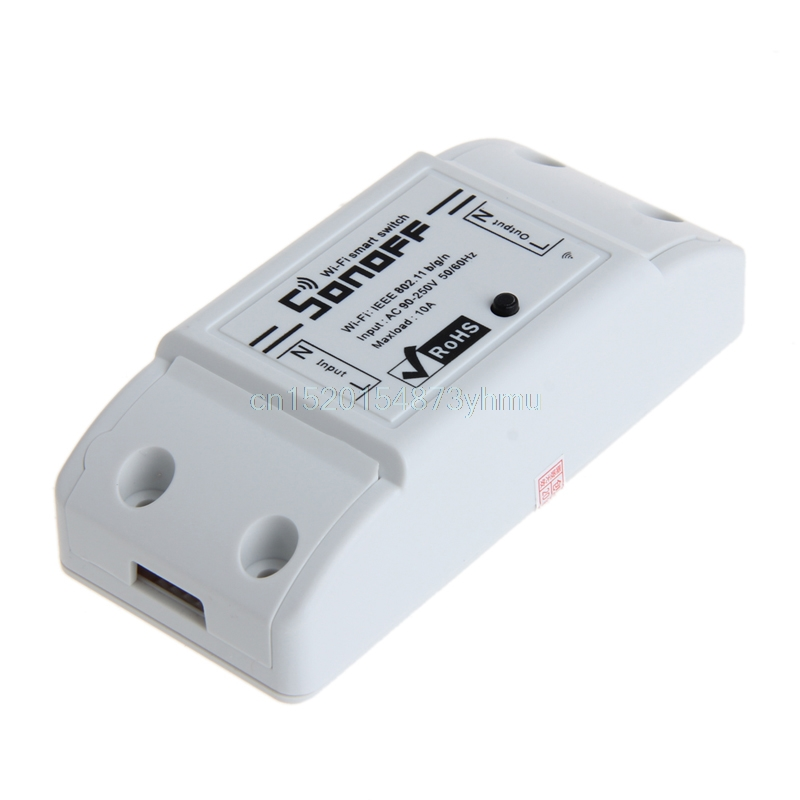 New WiFi Wireless Switch Relay Module Smart Home For Apple Android Smartphones hot esp 07 esp8266 uart serial to wifi wireless module