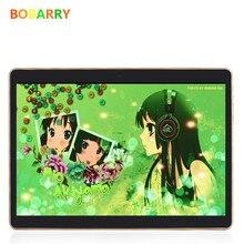 BOBARRY 2017 Новый Octa Ядро 10 дюймов Таблетки Android 5.1 RAM 4 ГБ ROM 32 ГБ Две СИМ-Карты Bluetooth GPS 10 дюймов Tablet шт + Gif