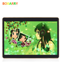 BOBARRY 2017 New Octa Core 10 inch  Tablets Android 5.1 RAM 4GB ROM 32GB Dual SIM Cards Bluetooth GPS 10 inch Tablet PCs+Gifs