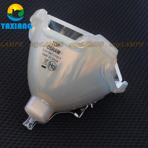 Original bare projector lamp bulb P-VIP 300/1.3 P22.5 without housing for LC-SX6 LC-SX6A LC-X6 LC-X6A LC-X71 LC-X71L,ETC compatible bare bulb p vip 120 132w 1 0 p22h for projector lamp xl 2200