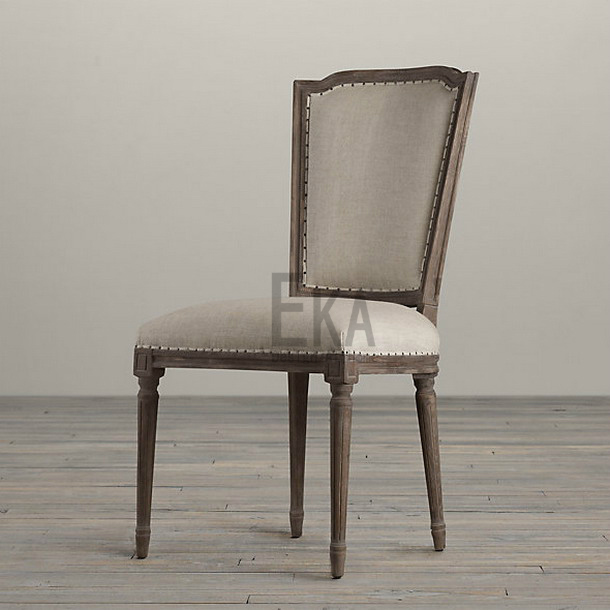 Original Single Louis XVI Style Chairs Classic French Country Study Chair  Writing Chair Spot