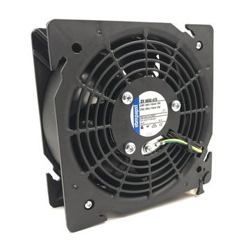 DV4650-470 Original Brand  New PAPST ebmpapst DV 4650-470 230V-50HZ 110MA/120MA  18W/19W Cabinet Cooling Fan