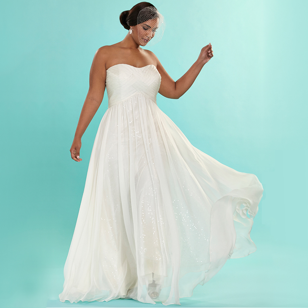 Fine Plus Size Second Wedding Dresses Pictures - All Wedding Dresses ...