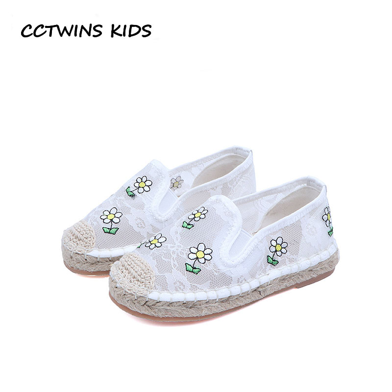CCTWINS Kids Shoes 2019 Spring Babys Breathable Slip On Shoes Children Fashion Espadrilles Girls Brand Black Flat ME1697CCTWINS Kids Shoes 2019 Spring Babys Breathable Slip On Shoes Children Fashion Espadrilles Girls Brand Black Flat ME1697