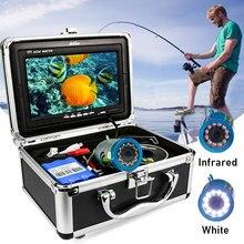 Erchang HD 1000TVL подводная рыболовная камера Инфракрасный 15 м кабель Ice Рыбалка рыболокаторы камера s Видеозаписывающие DVR Fishfinder