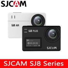 Original SJCAM SJ8 Series SJ8 Air & SJ8 Plus & SJ8 Pro 1290P 4K Action Camera WIFI Remote Control Go Waterproof Pro Sports DV