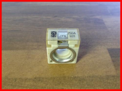 Original new 100 Germany import 15508926251 CF8 250A 58V import fuse