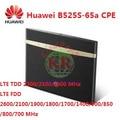 Desbloqueado Huawei B525 B525S-65a 4G LTE CPE router con ranura para tarjeta SIM PK e5186 e5786 b525s m1