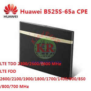 Unlocked 4g router huawei b525 B525S-65a 4G LTE CPE router met SIM card slot b525s 4g wifi router draagbare 3g 4g router