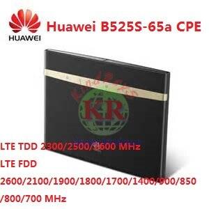 Unlocked Huawei B525 B525S 65a 4G LTE CPE router with SIM card slot PK e5186 e5786