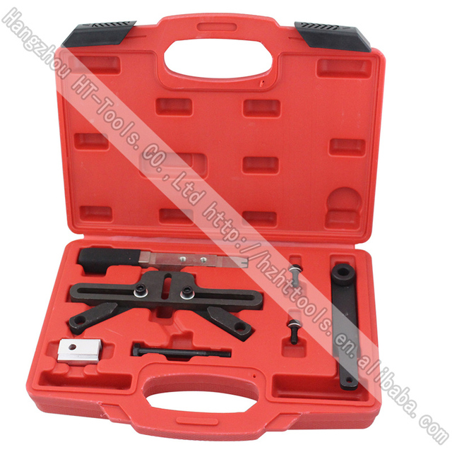 Flywheel Holding Tool Timing Chain Locking Tool Kit For BMW