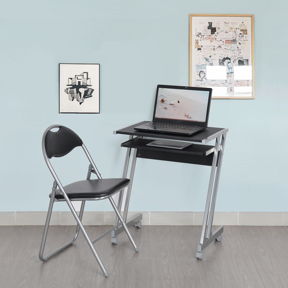 Laptop Chair Desk Aliexpresscom Buy Aingoo Computer Desk And Chair Set Black