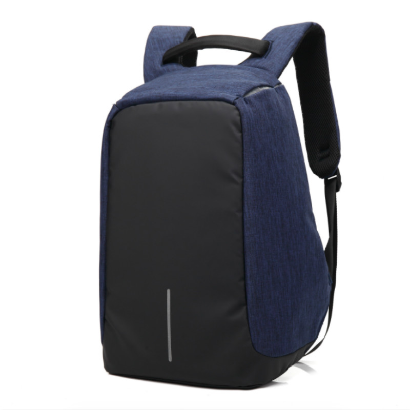 OZUKO New Oxford Bag External USB Charge Antitheft Notebook Backpack Laptop Backpack Computer Bag School Rucksack Luggage Pack