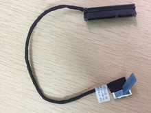 Wholesale NEW Hard disk interface Cable for HP Pavilion DV7 dv7-7000 Sata 2nd HDD Cable Connector 50.4SU17.021
