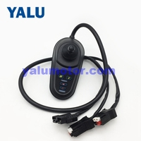 YALU High Quality Waterproof 24V Electric Wheelchair Motor Joystick Controller with USB port and Universal Direction Control