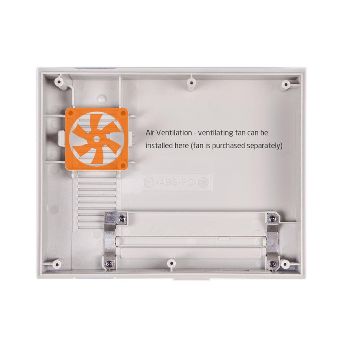 MODIKER 2019 New Retroflag NESPi Case+ Reset Button With Safe Shutdown NESPi Case For Raspberry Pi 3B/3B+ Programmable Toys