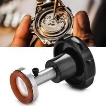 전문 시계 뒤로 부드러운 접착제 케이스 커버 오프너 롤렉스 시계 시계 부품 수리 도구에 맞게 죽을 시계 제조 업체 안티 스크래치 b