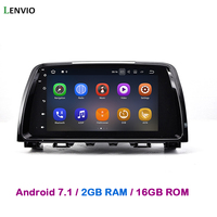 Lenvio 2GB RAM 2 Din Android 7 1 CAR DVD Player For MAZDA 6 2013 2014