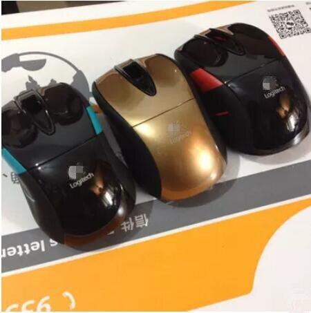 1 Set Original Mouse Top Shell + Bottom Shell + Battery Cover For Logitech M525 Genuine Mouse Housing