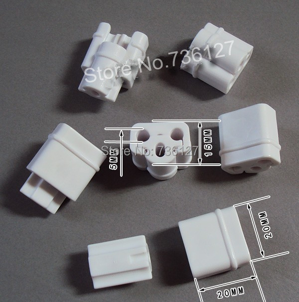 12pcs DIY Tools Plastic Connectors White Jointers for Utility Wire Cubes Storage or Wire Grids Panels & 12pcs DIY Tools Plastic Connectors White Jointers for Utility Wire ...