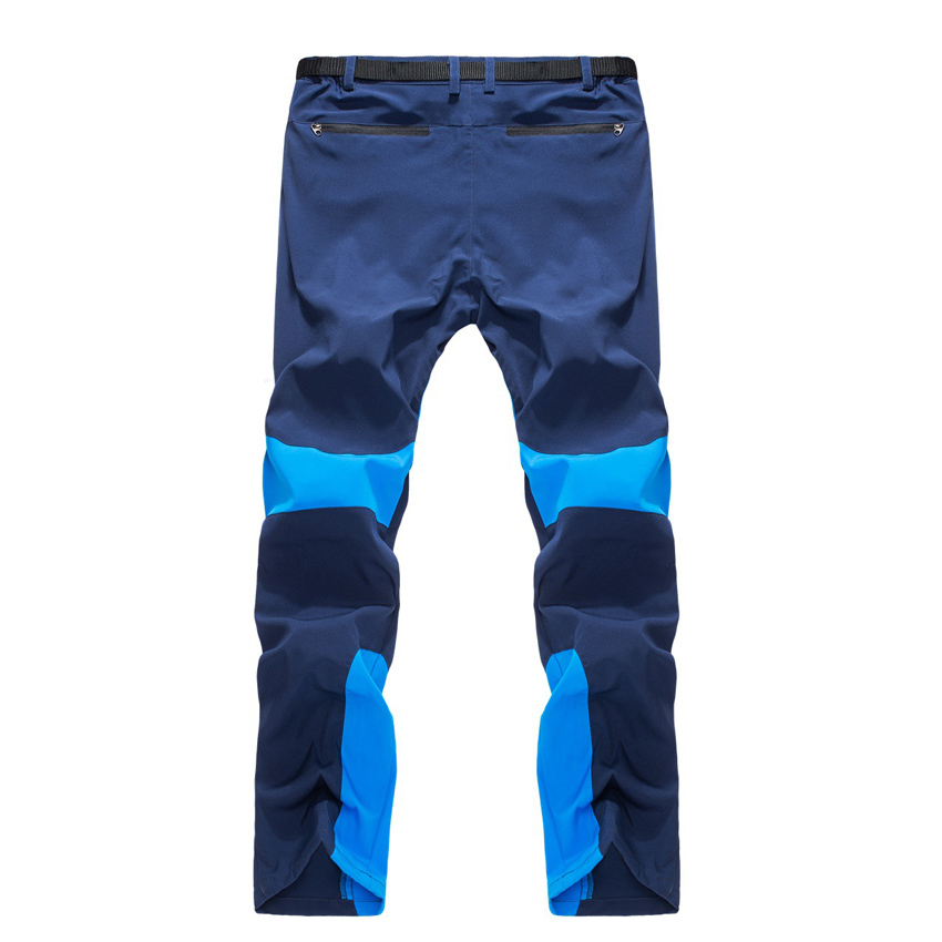 Image 5 - 2019 Men's Summer Quick Dry Pants Outdoor Sports Breathable Hiking Camping Trekking Travel Fishing Climbing Trousers-in Hiking Pants from Sports & Entertainment
