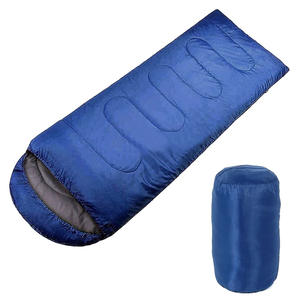 Image 4 - Pojedyncze dorosłych Camping wodoodporny garnitur przypadku kopertowy śpiwór