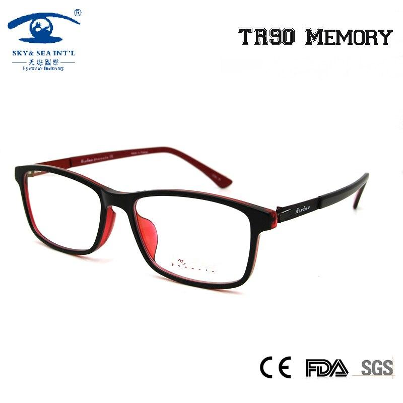 ⊹SKY&SEA OPTICAL Clear Lens Glasses Rectangular Nerd Womens Glasses ...