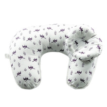 Подушка для кормления ребенка для детских для кормящих матерей u-образная хлопковая Подушка для кормления грудью для кормящих подушки для беременных