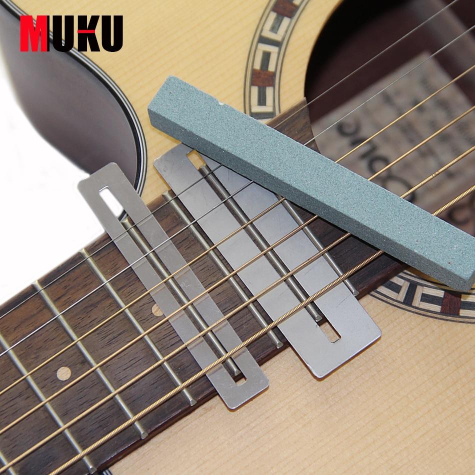 bass guitar frets protector 2pcs fret sanding frets neck polish luthier 1pc bass guitar. Black Bedroom Furniture Sets. Home Design Ideas