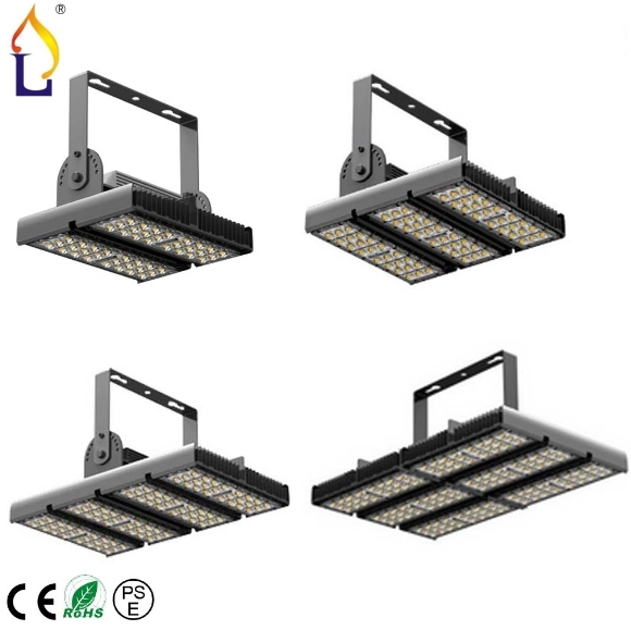 led tunnel light 120W 180W outdoor & industrial lighting 110lm/w led flood with meanwell driver & Cree chips high bay light led
