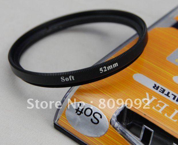 GODOX 52mm Soft Focus Optical Photography Camera Lens Filters