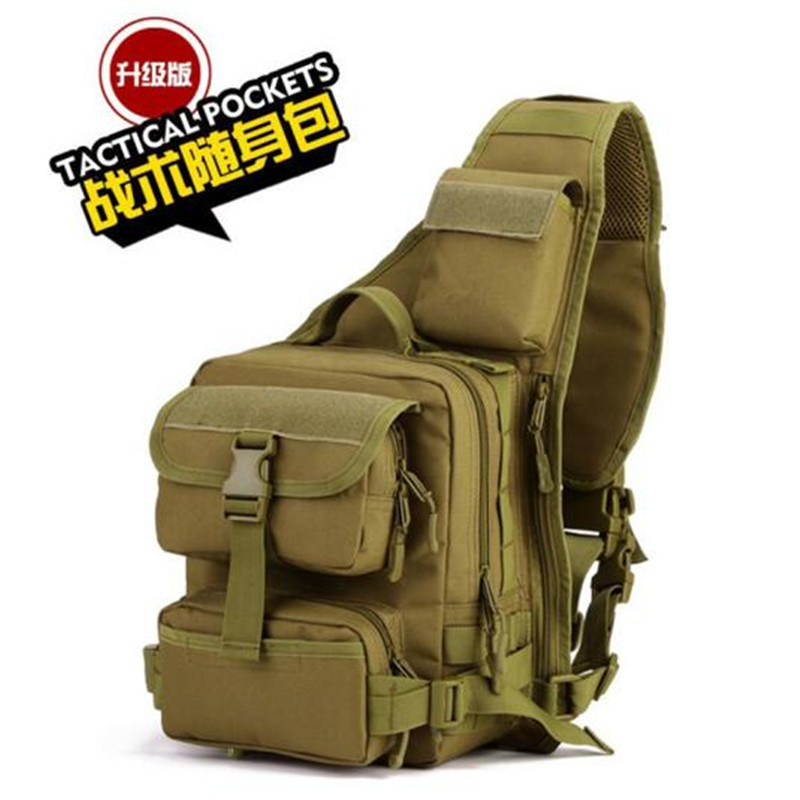 Rangers bag large chest bag SLR camera bag sell like hot cakes Men and women 14 inch laptop bag high grade wearproof messenger